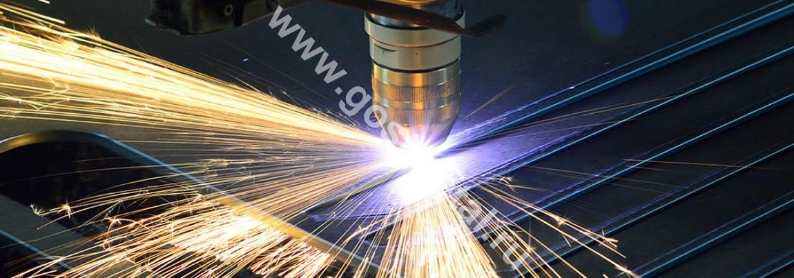 Плазменная резка листового металла на ГОСТ Металл - фото