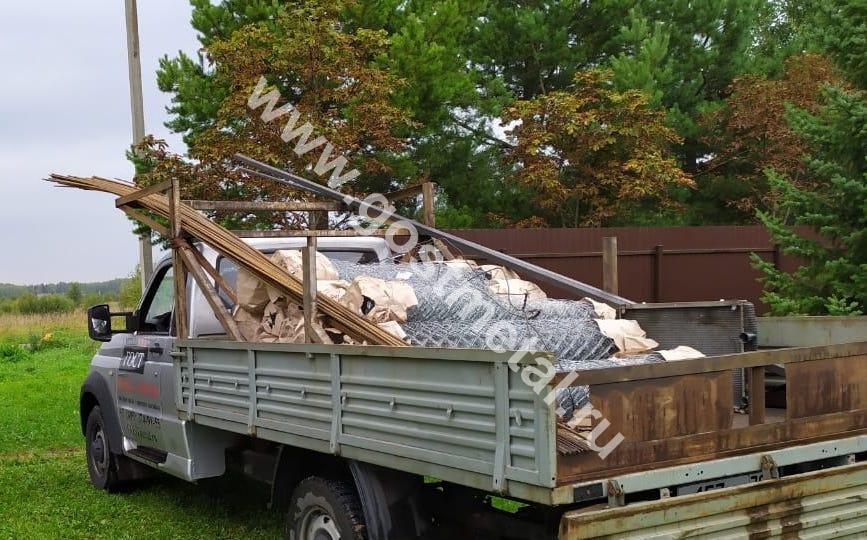 Доставка металлопроката в Озерский район