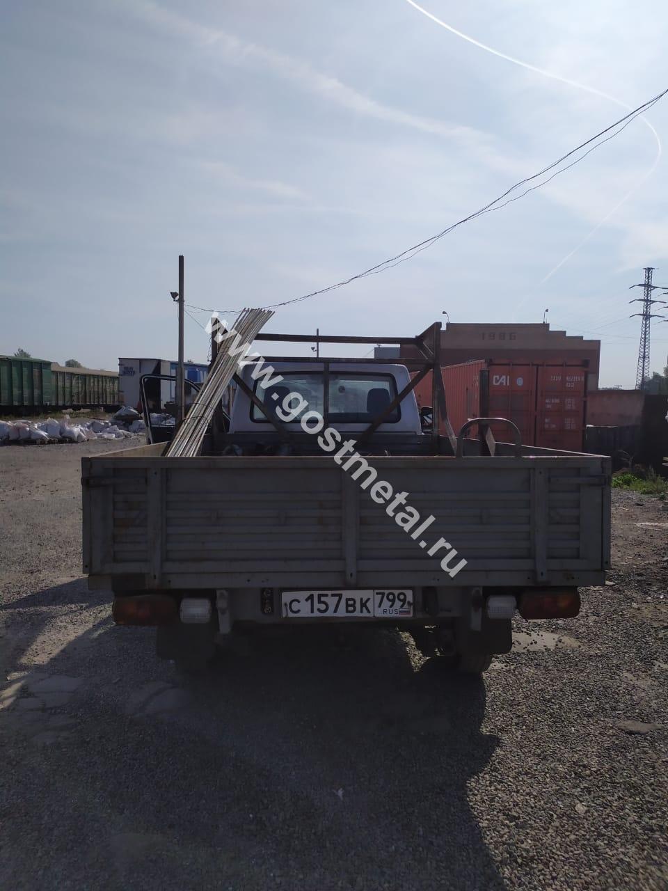 Арматура строительная в Марьинский район