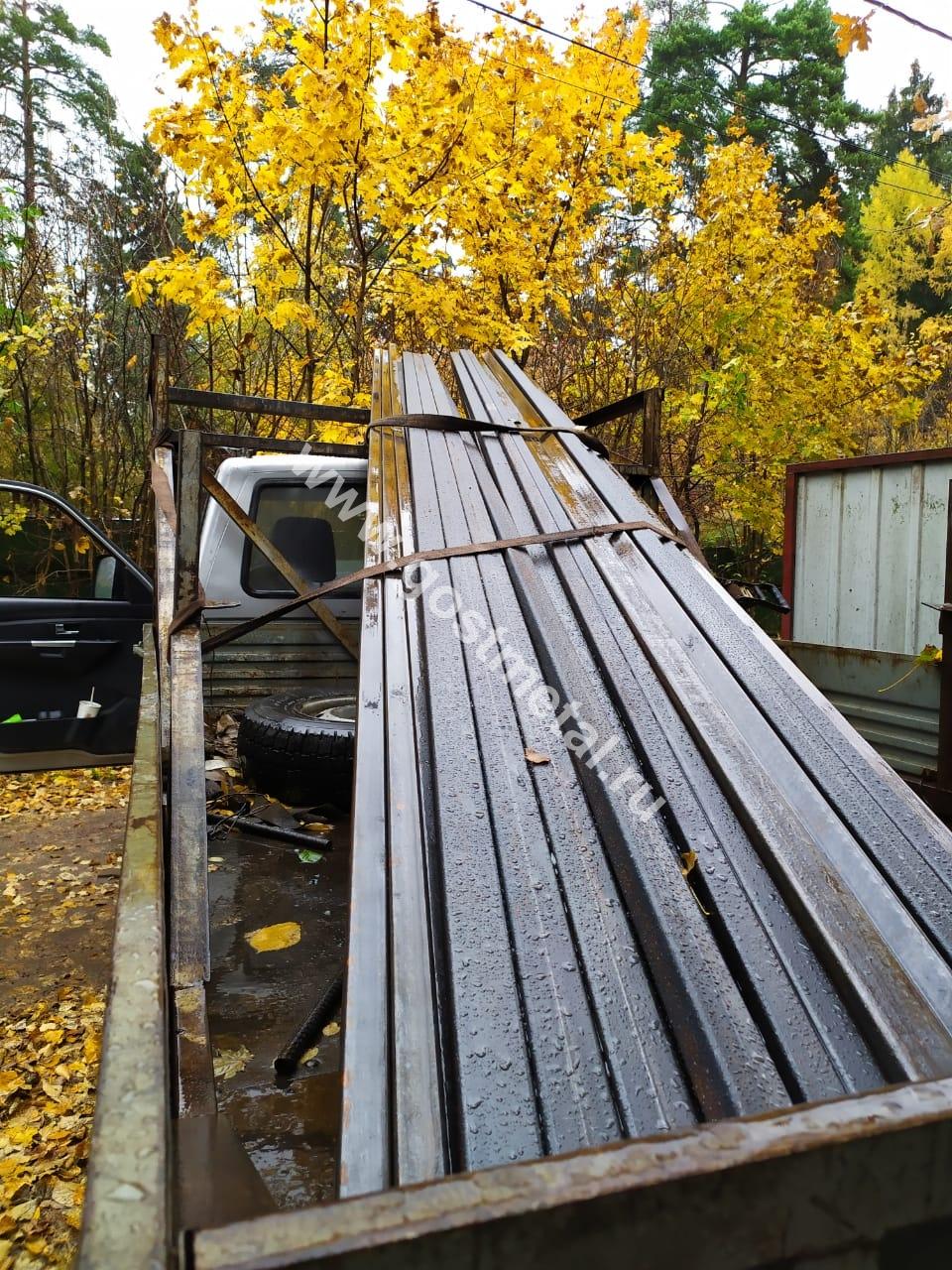 Труба квадратная 25х25 с доставкой в город Можайск