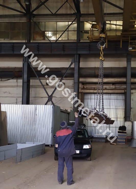 Балка металлическая с доставкой в Каширский район