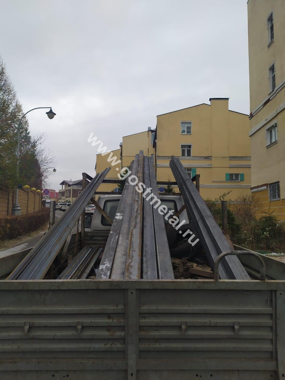 Профтруба, уголок по низкой цене в деревню Гаврилово МО