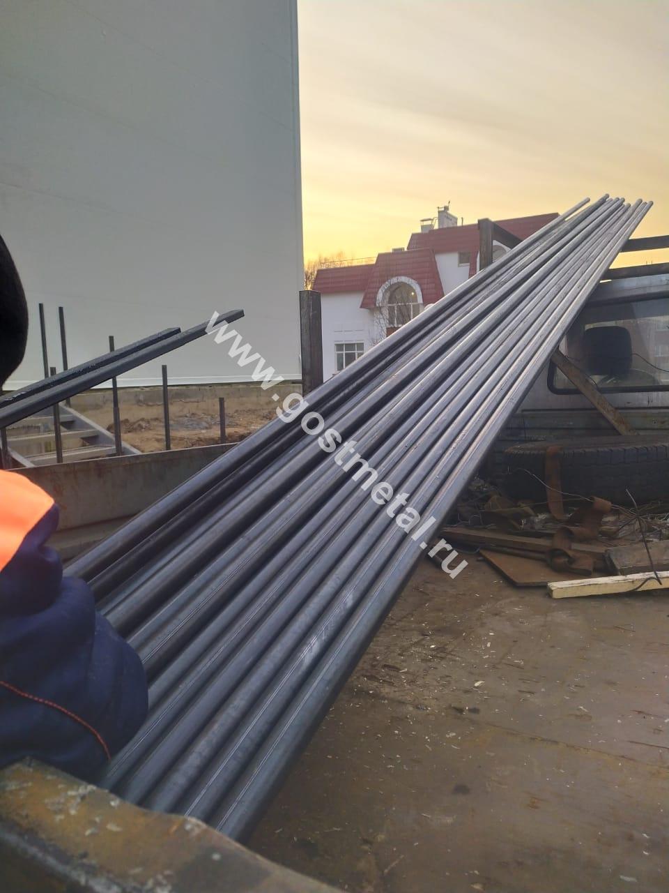Труба стальная цена за тонну самая низкая в Москве с доставкой от ГОСТ Металл