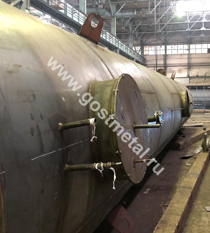 Резервуары подземные от производителя ГОСТ Металл