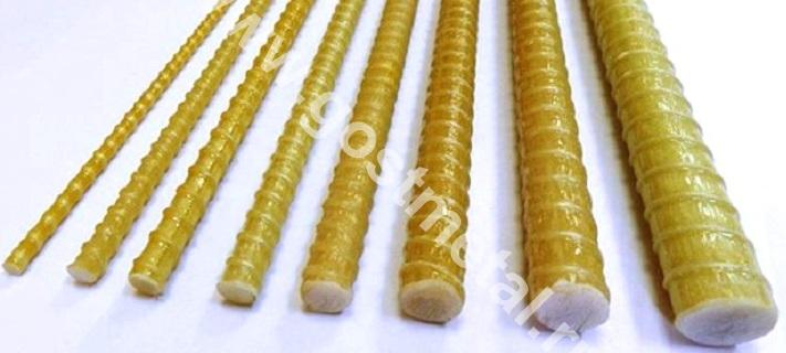 Арматура стеклопластик 10 мм 100 м