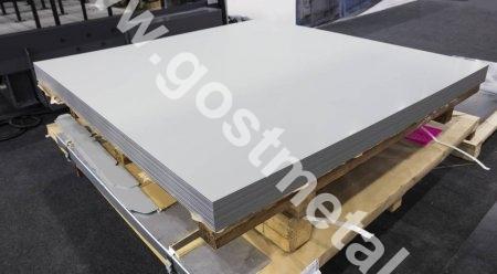 Листы алюминиевые по выгодной цене в Москве на ГОСТ Металл