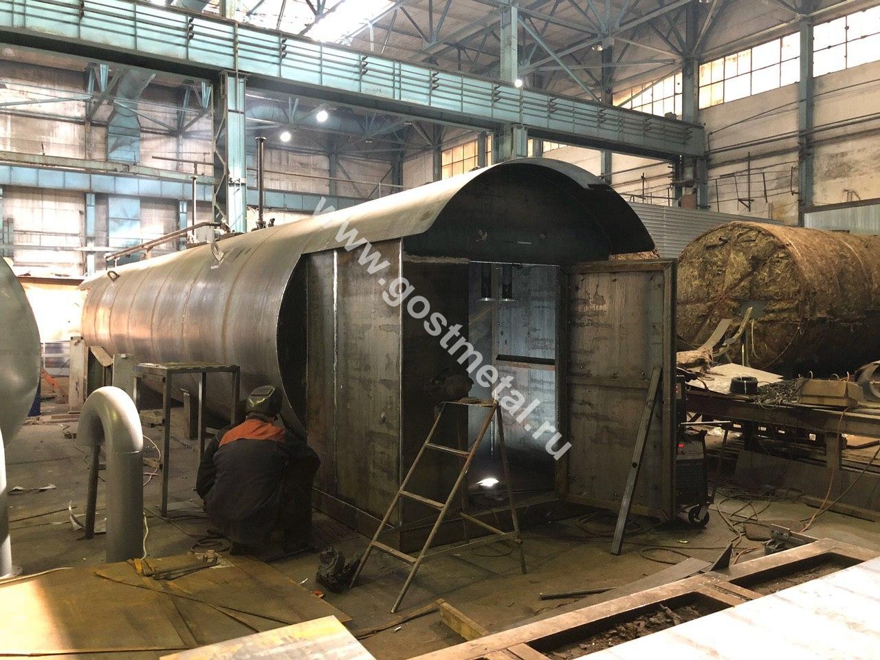Модульные АЗС от производителя в Москве