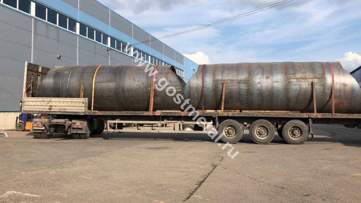 Доставка резервуаров в Москве