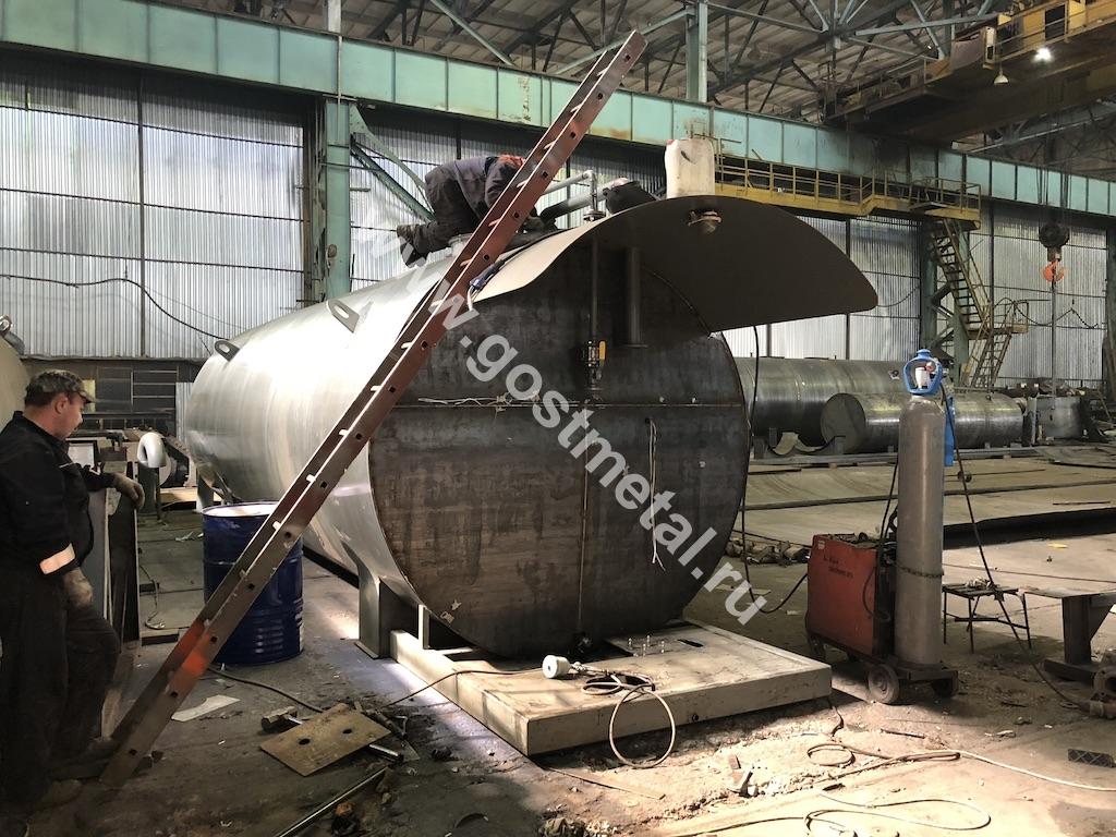 Мини азс для бензина от производителя в Москве ГОСТ Металл