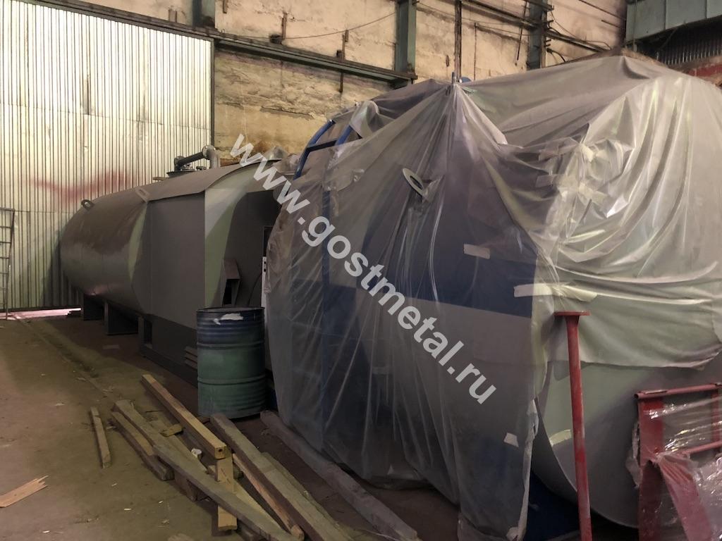 АЗС контейнерного типа от производителя в Москве ГОСТ Металл