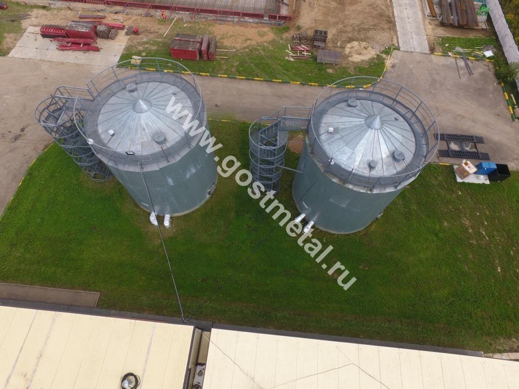 Производство резервуаров Москва