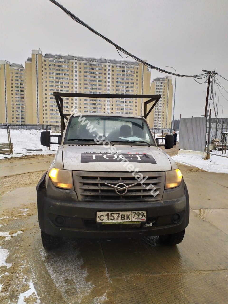 Листы рифленка по выгодной цене с доставкой по Москве и другим регионам
