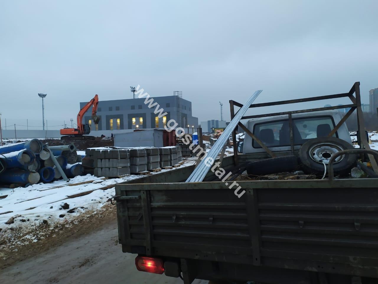 Металлические трубы с доставкой по Москве и области от ГОСТ Металл