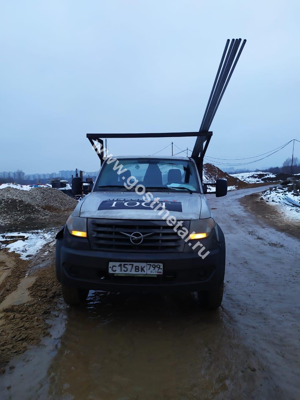Труба сталь круглая с доставкой по Московской области от ГОСТ Металл