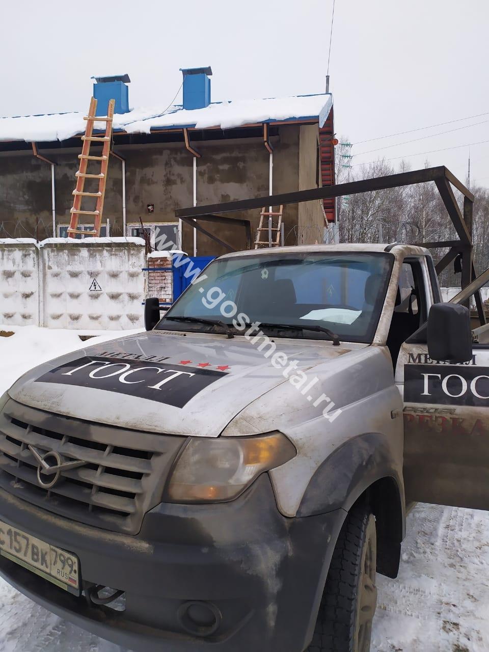 Доставка арматурной сетки по доступной цене в Павловский Посад Московской области