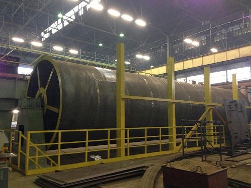 Резервуары стальные - проектирование и производство - фото