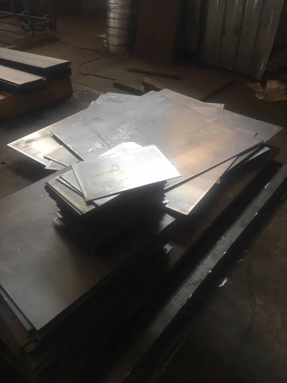 Все виды резки металла на заказ Гост Металл