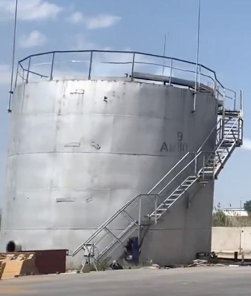 Резервуар стальной РВС-300