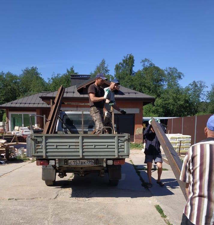 Доставка металлопроката в деревню Мечниково, МО