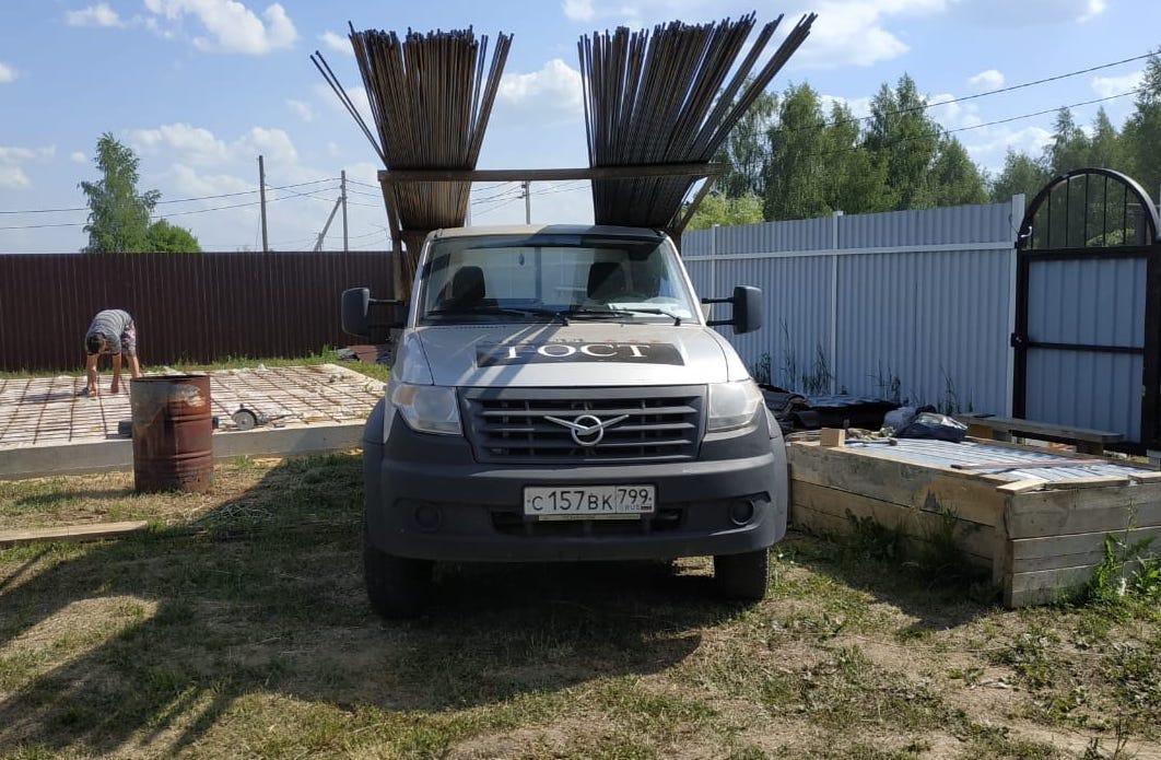 Доставка арматуры в Мытищинский район МО
