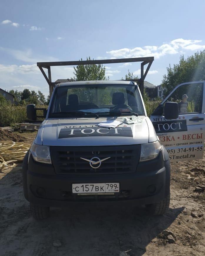 Доставка строительной арматуры в Макарово