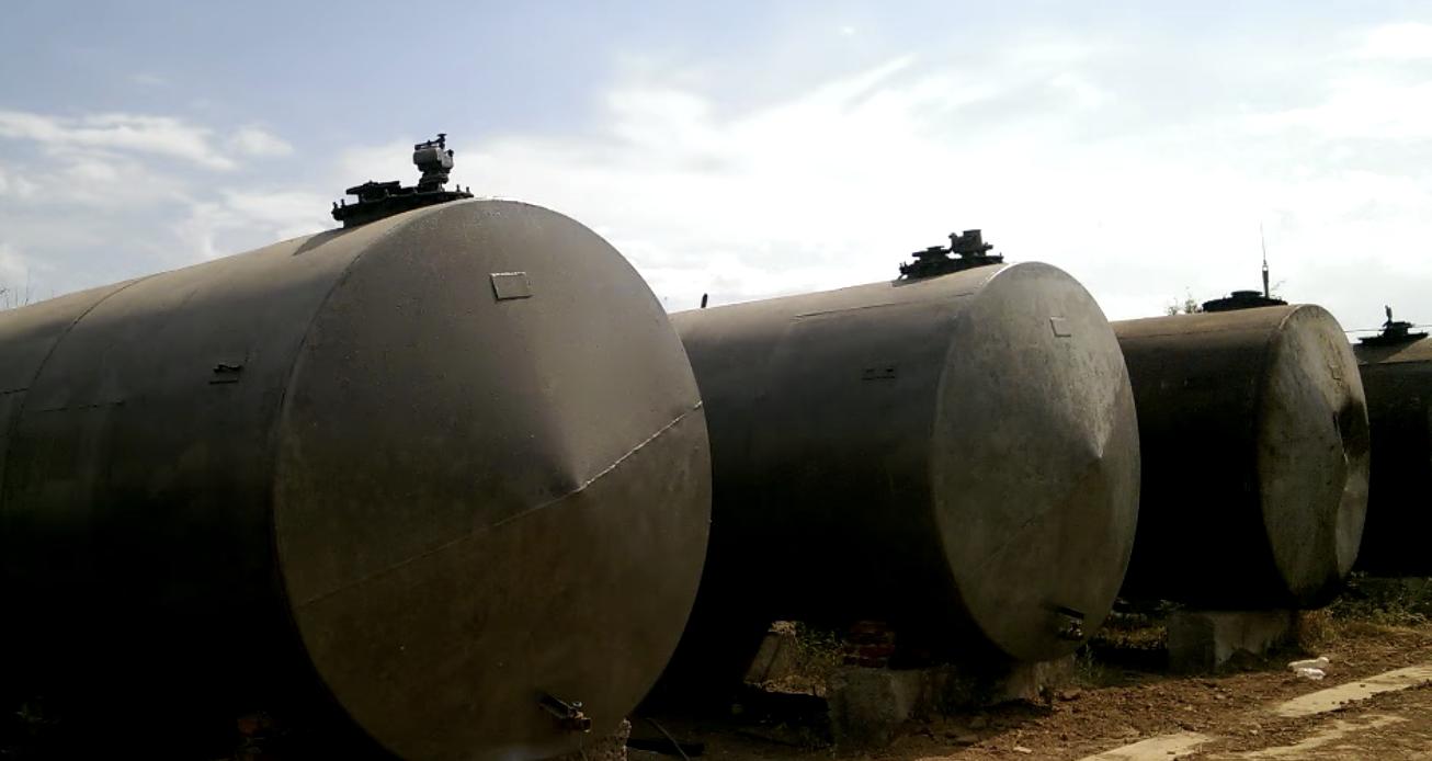 Резервуар для канализации