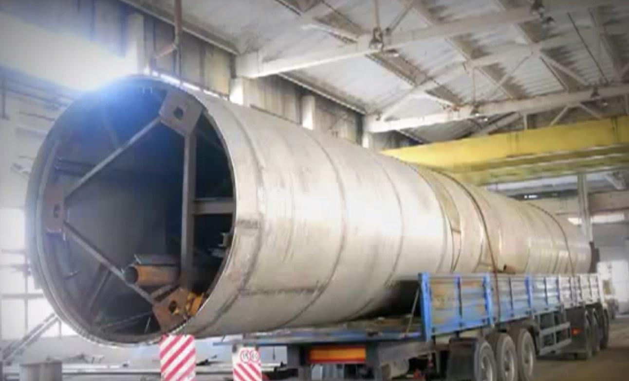 Доставка резервуара РВС-700
