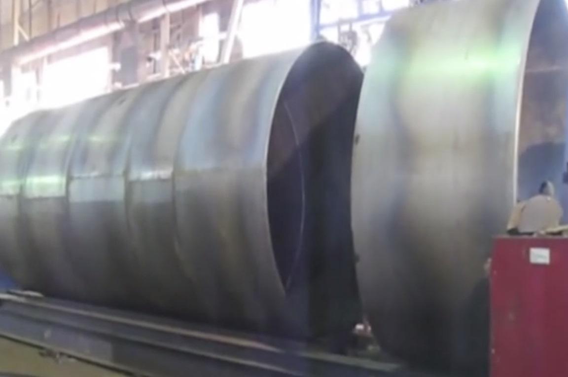 Производство резервуаров РГС-25