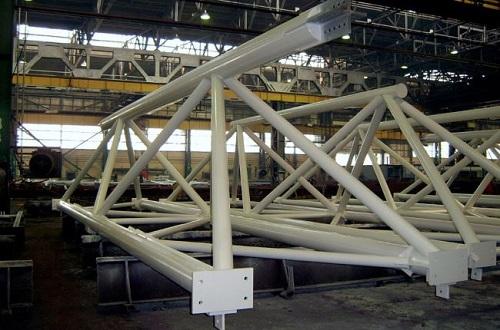 Фермы металлические сварные производство и продажа